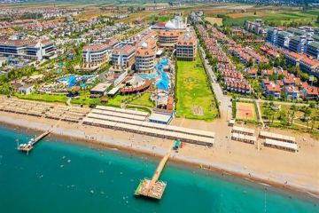 KIRMAN BELAZUR HOTEL RESORT & SPA - BELEK / ANTALYA