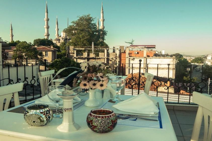 SARNIÇ BOUTIQUE HOTEL OTTOMAN MANSİON
