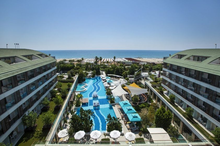 SENSİMAR SİDE RESORT & SPA