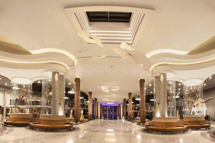 ELEXUS HOTEL RESORT CASİNO-GİRNE
